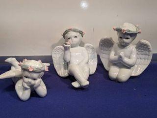 three Sorrento angel collection new inbox