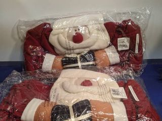 2 Santa s chair covers new in bags