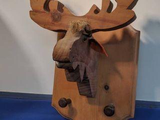 reindeer hanger