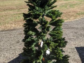 Christmas tree 7 1 2 ft Moreton fir slim tree in original box