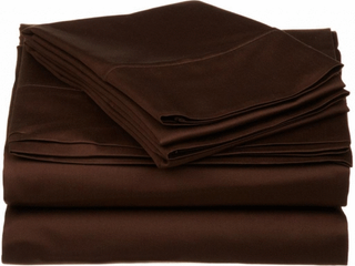 Superior 530 Thread Count Cotton Deep Pocket King Bed Sheet Set  Retail 87 99