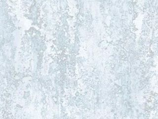 Norwall Wallcoverings Silk Impressions Plaster Effect Wallpaper Blue