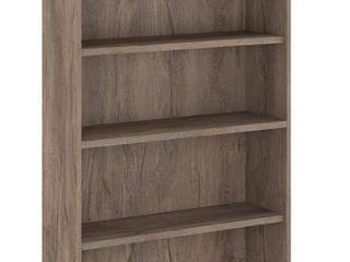 Bush Furniture Universal 5 Shelf Bookcase  Missing Hardware