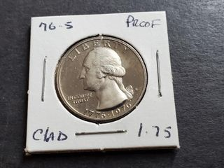 December's Coin Auction