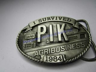 I SURVIVED PIK  BUCKlE