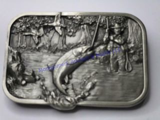 FISHING BUCKlE