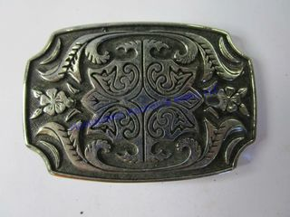ORNATE BUCKlE