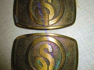 STAUFFER SEED BUCKlE