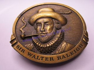 SIR WAlTER RAlEIGH BUCKlE