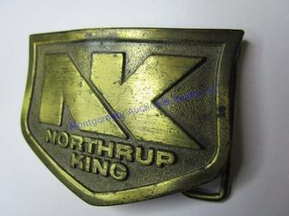 NORTHRUP KING BUCKlE