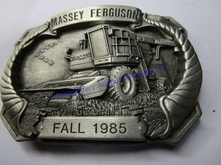 FAll 1985 MASSEY BUCKlE