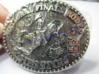 HESSTON KID S BUCKlE