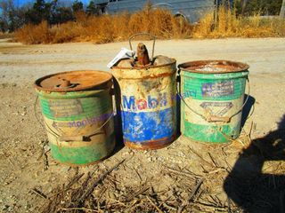 5 GAllON CANS