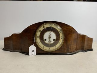 German Junghan RA Mantle Clock