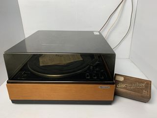 Vintage Garrard 710E Turntable Record Player