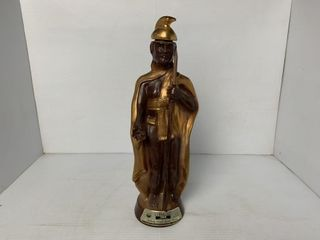 Jim Beam Whiskey Decanter  King Kamehameha
