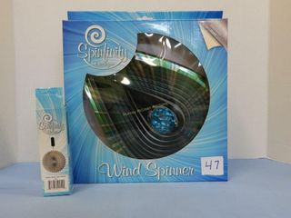 decorative Wind Spinner w motor