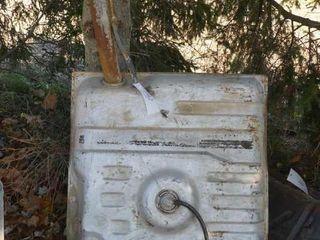 Fuel Tank for  72 Ranchero