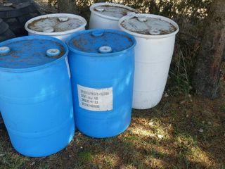 5 Poly Barrels