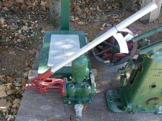 RE Meyers Hand Pump