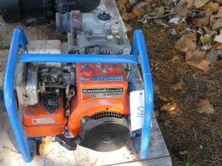 Kawasaki FA130D Gas Transfer Pump