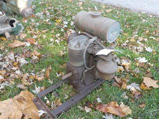 lawson 1 2hp Gas Engine