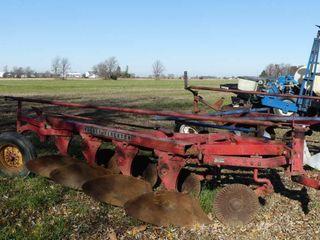 Massey Ferguson 86 4 Furrow Semi Mount Plow