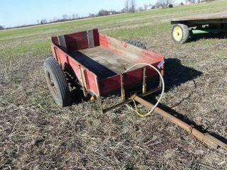 Single Axle Farm Trailer