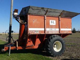 A l Model 425 Grain Buggy