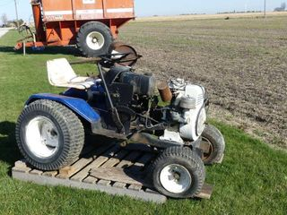 MTD lawn Tractor  As Is