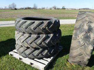 4 Misc  Tractor Tires