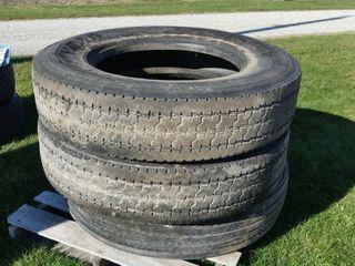 3   24 5 Truck Tires