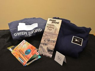City of Owen Sound Merchandise   Info Pkg