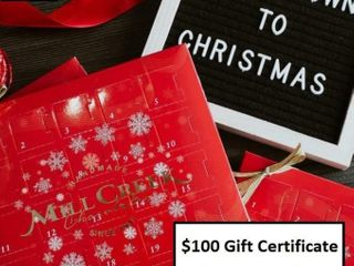 100 Mill Creek Chocolate Gift Certificate