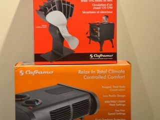 Caframo Ultrair Ecofan   True North Heater Pkg