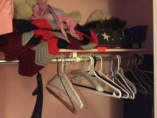 Hangers  Blankets  Etc