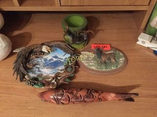 Fish  Candle Holder  wall Decor