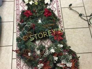 4 Christmas Wreaths