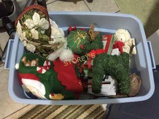 Bi w  Christmas Decorations