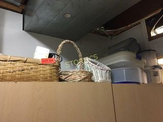 Baskets   Plastic Containers