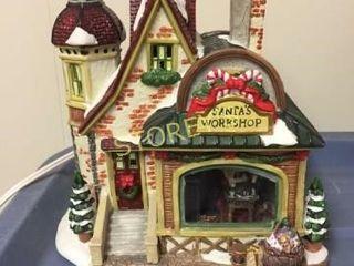 light Up Santa s Workshop