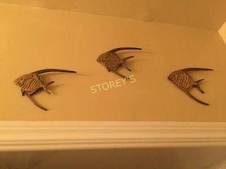 3 Decorative Fish