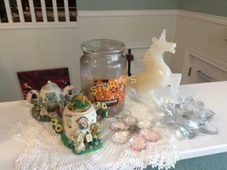 Tea Candles  Candle Holders  Etc