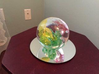 Glass Decor Ball