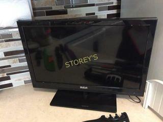 RCA  18  Flat Screen TV