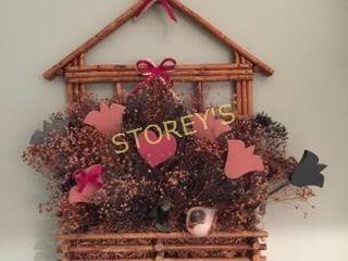 Decorative Basket Hanging