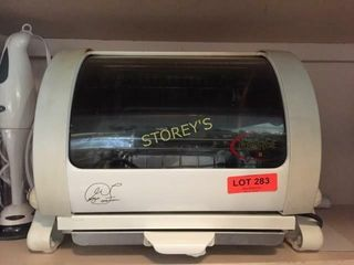George Jr  Toaster Oven