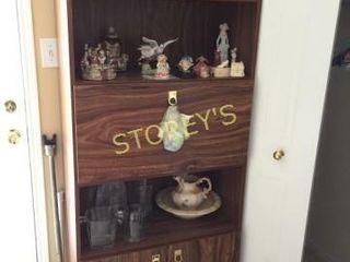 Storage Cabinet   30 x 16 x 71