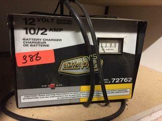 12v Ultra Pro Battery Charger