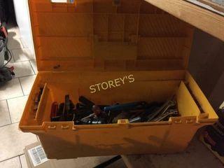 Tool Box   Contents